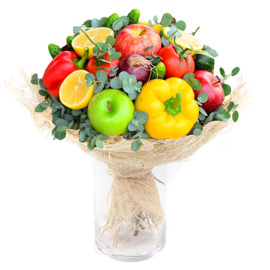 Cute Fruit Bouquet For Any Occasion Handmade Unique Design