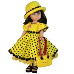 handmade American doll clothes
