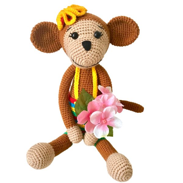 baby gift monkey stuffed animal